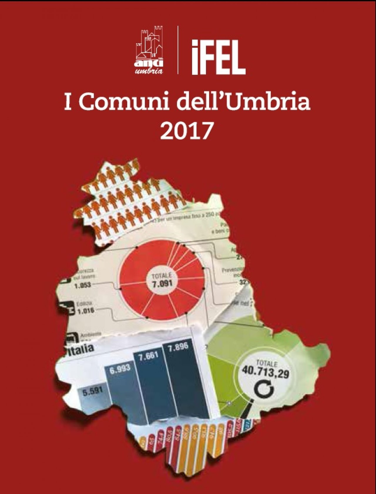 I Comuni dell'Umbria 2017